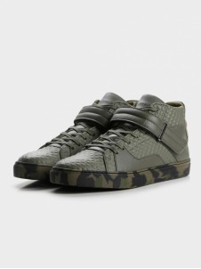 Sashimi Army Green/Black