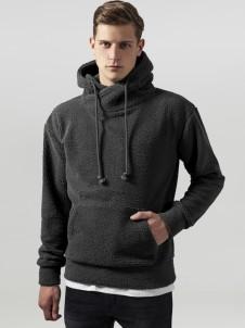 TB 1401 Sherpa High Neck Dark Grey