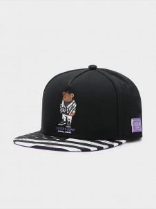 Purple Swag Black