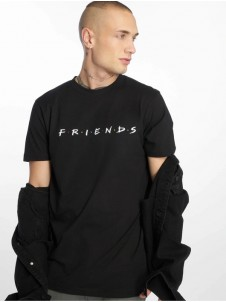 MC 330 Friends Logo Black
