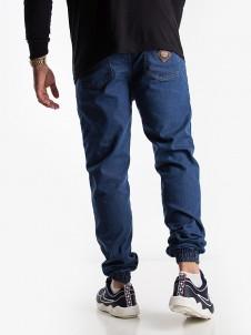 Paris Laur Leather Mid Blue