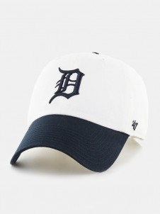 Detroit Tigers Clean Up White