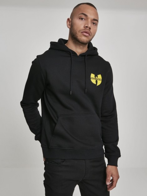 WU 029 Chest Logo Black