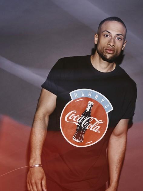 MC 458 Always Coca Cola Black