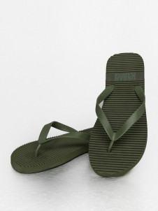 TB 1483 Basic Slipper Olive
