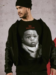 MC 127 Lil Wayne Child Black