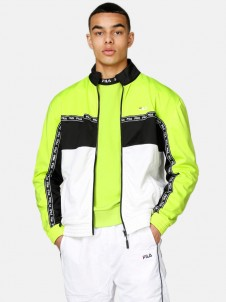 Hachiro Lime/Black/White