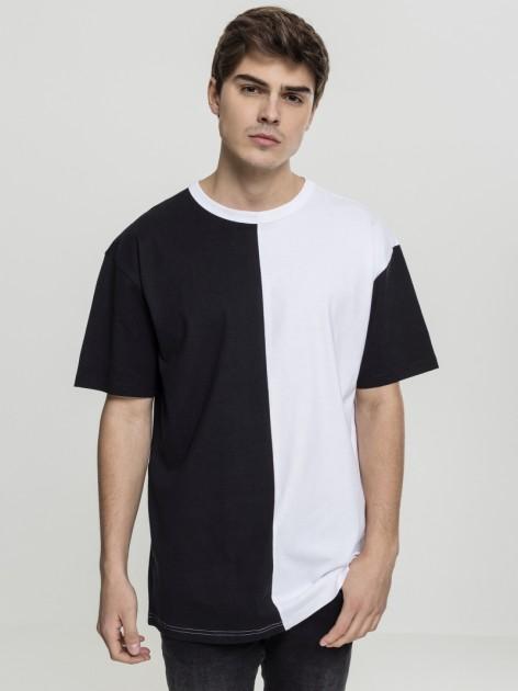 TB 2056 Oversize Hrlequin Black/White