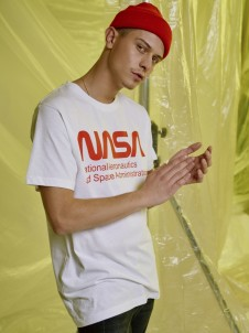 MT 905 NASA Wormlogo White