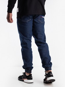 Blue-Red Moro Pocket Mid Blue
