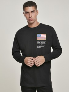MT 1167 NASA Worm Logo Black