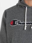 Mesh Logo Script Charcoal