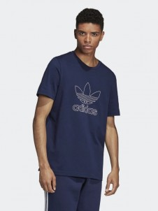 Outline Navy