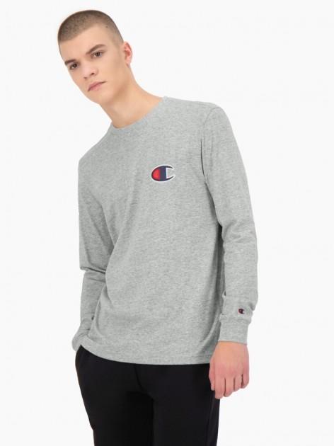 Big Logo Grey