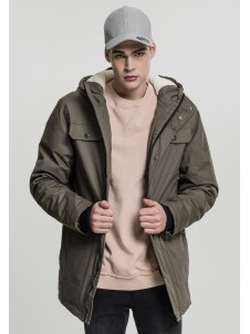 TB 1464 Heavy Cotton Parka Olive