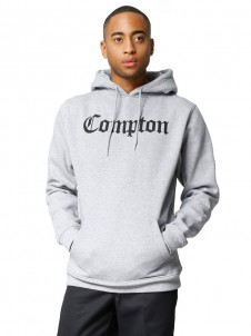 Compton Logo Grey