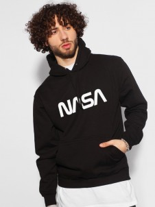 NASA Logo Black