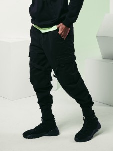 TB 3487 Tactical Pants Black