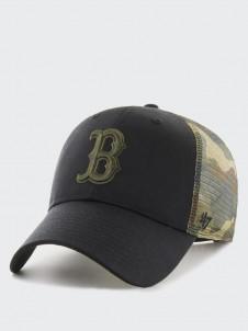 Boston Red Sox MVP Trucker Black/Camo