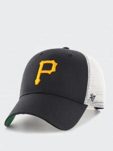 Pittsburgh Pirates MVP Trucker Black