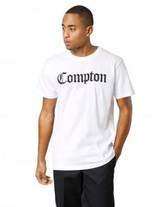 Compton Logo White