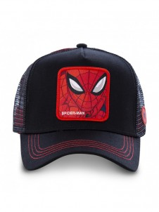 Marvel Spiderman Black