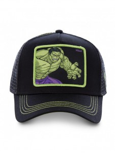 Marvel Hulk Black