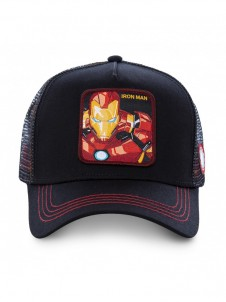 Marvel Iron Man Black