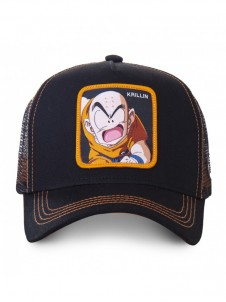 Dragon Ball Z Krillin Black