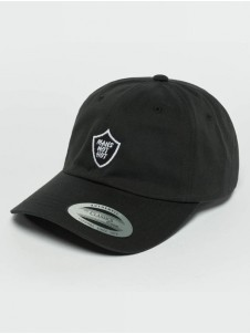 Not Hot Dad Cap Black