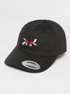 Money To Blow Dad Cap Black