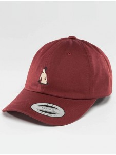 Broke The Dad Cap Maroon