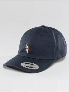 Brrr Dad Cap Navy