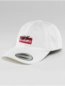 Reseller Dad Cap White