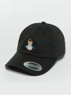 Nose Bleed Dad Cap Black