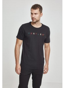 Hustler Embroidery Black