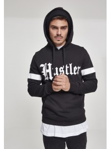 Hustler Stripe Black