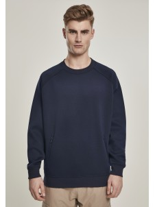Raglan Zip Pocket Navy