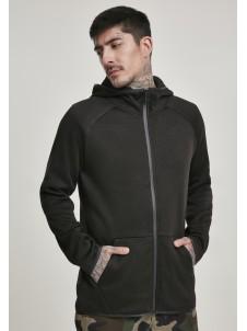 Knit Fleece Black