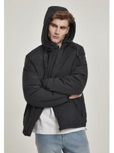 Hooded Easy Black