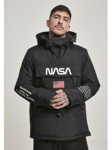 NASA Windbreaker Black