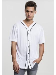 Baseball Mesh Jersey White
