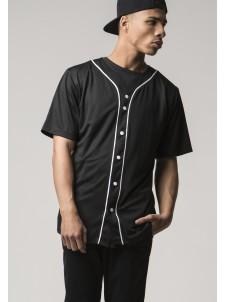 Baseball Mesh Jersey Black