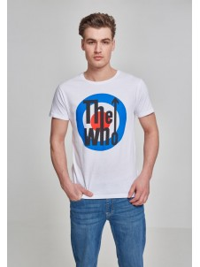 The Who Classic Target White