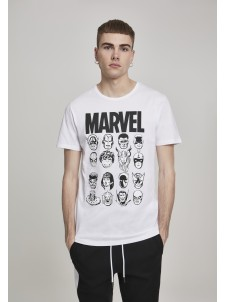 Marvel Crew White