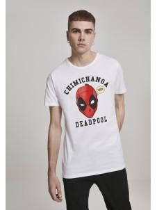Deadpool Chimichanga White