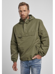 Summer Pull Over Olive