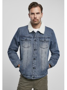 Sherpa Demin Denimblue