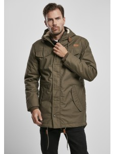 Marsh Lake Parka Olive