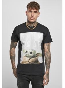 Baby Yoda Good Side Black